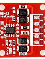 Rs422 breakout convert ttl двухсторонний сигнальный модуль