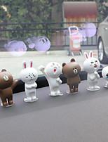 DIY Automotive  Ornaments Cartoon Cute Doll Car Pendant & Ornaments PVC