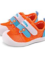 Girls' Flats Comfort First Walkers Tulle Spring Summer Casual Light Blue Green Orange Flat