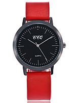 Жен. Модные часы Наручные часы Часы-браслет Уникальный творческий часы Повседневные часы Китайский Кварцевый Кожа ГруппаВинтаж