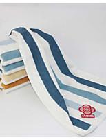 Wash Cloth,Striped High Quality 100% Cotton Towel