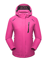 Women's 3-in-1 Jackets Keep Warm Breathable Wearproof 3-in-1 Jackets for Running/Jogging Camping / Hiking Climbing Winter Fall/Autumn L