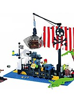 Building Blocks For Gift  Building Blocks Ship Plastics All Ages 6 Years Old and Above Toys PCS238