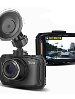D90 1920 x 1080 140 Graus DVR de carro 3polegadas LED Dash CamforUniversal Modo de Estacionamento Deteção de Movimento auto on / off