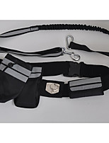 Hands Free Leash Portable Solid Nylon