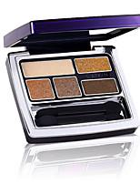 1Pc Eyeshadow Palette Shimmer Eyeshadow palette Powder Daily Makeup Party Makeup Smokey Makeup