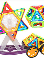 Building Blocks For Gift  Building Blocks Round Plastics Iron 6 Years Old and Above Toys