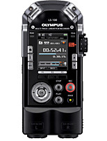 Olympus LS 100 Digital Voice Recorder Noise Reduction Shock 8 Track Recording Production 4GB