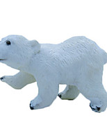 Animals Action Figures Animals Bear Teen Silicon Rubber Classic & Timeless High Quality