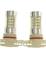 Sencart 2шт h16 pgj193 противотуманные фары с лампами фар (белый / красный / синий / теплый белый) (dc / ac9-32v)