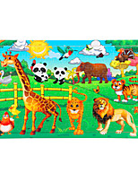 Jigsaw Puzzles Wooden Puzzles Building Blocks DIY Toys Elephant Bird Chicken Sun Other