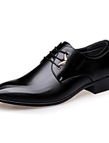 Men's Oxfords Formal Shoes Simple Style Comfort Leather Casual Office & Career Walking