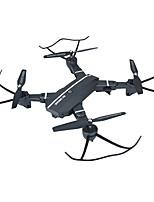 Drone 8807W Canal 4 Com Câmera HD de 2.0MP Iluminação De LED Retorno Com 1 Botão Modo Espelho Inteligente Vôo Invertido 360° Com Câmera