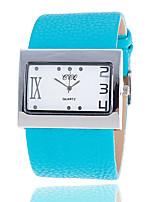 Муж. Модные часы Уникальный творческий часы Повседневные часы Имитационная Четырехугольник Часы Китайский Кварцевый Имитация Алмазный