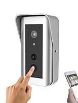 Yanse 960p smart ip wifi timbre avec batterie système domestique interphone interphone sans fil caméra anti-roue caméra (tamper app alarm)