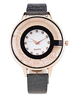 XU Women's  Quicksand diamond Fashion Casual Wrist Watch Dress Watch