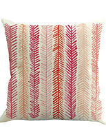 1 Pcs Simple Geometric Stripe Printing Pillow Case Sofa Pillow Cover