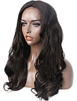 8-26 Inch Full Lace Body Wave Glueless Lace For Black Women Comfortable Wearing With Baby Hair Middle Part