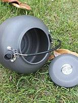 ALOCS Camping Kettle Camping Coffee Pot Teapot Aluminium for Picnic Camping & Hiking Outdoor