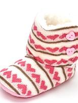 Дети На плокой подошве Удобная обувь Модная обувь Синтетика Осень Зима Свадьба Повседневные Для праздника Для вечеринки / ужинаНа