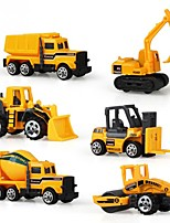 Pull Back Car/Inertia Car Vehicle Construction Vehicle Toys Unisex Pieces