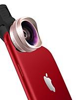 Escasear lentes de câmera do smartphone 4k hd grande angular 15x lente macro cpl para ipod iphone huawei xiaomi samsung