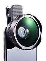 Линза для мобильного телефона cherllo 026 0.6x широкий угол 12.5x макросъемка внешнего объектива