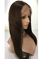 Lace Front Wigs Human Hair  Silk Straight Fashion Style Hair Wigs For Fashion Women