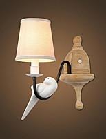 AC220 E14 Винтаж Прочее Особенность Вниз настенный светильник