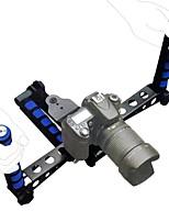 Asj-cámara hombro estabilizador dv multifunción transformador amortiguador slr cámara estabilizador