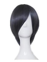 Black Butler Ciel Phantomhive Blue Gray Mixture Cosplay Wig
