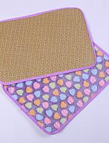 Собака Кровати Животные Одеяла геометрический Компактность Дышащий Складной Мягкий Регулируется Цвет отправляется в случайном порядке