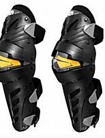 Scoyco Genouillère Équipement de protection moto Unisexe Adultes ABS Solidité