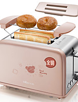 BearDSL-A02U1Bread Makers Toaster Kitchen 220V Health Care Multifunction Quiet and Mute Timer Power light indicator Low vibration Reservation Function