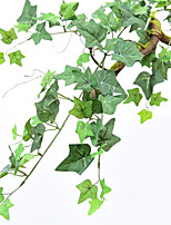 1 Branch 140CM High Simulation Boston Ivy Rattan Artificial Flowers