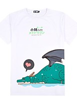 Ispirato da Cosplay Cosplay Anime Costumi Cosplay Cosplay T-shirt Cartoni animati Manica corta Top Per Unisex