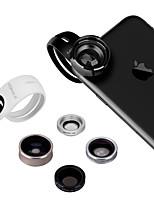 Объектив мобильного телефона momax x-lens 120 широкий угол 15x макросъемка 180 глаз рыбы 2.5x телефото cpl поляризованный внешний объектив