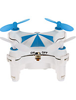 Drone Cheerson CX-OF blue 4 Canali 6 Asse Con la macchina fotografica 0.3MP HDFPV Illuminazione LED Auto-Decollo Giravolta In Volo A 360