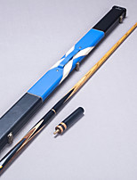 LP Snooker Cue Professional Black Ebony Butt Ash shaft Handmade Billiard Cue  3/4 Jointed Handmadenooker/Pool Cue LP brand billiard cueCase