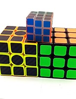 Rubik's Cube Smooth Speed Cube Scrub Sticker Stress Relievers Magic Cube Engineering Plastics Synthetic Yarn