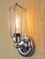 AC 100-240 AC 110-120 40 E26/E27 simple Rétro Rustique Fonctionnalité for Style mini Ampoule incluse,Eclairage d'ambiance Applique murale