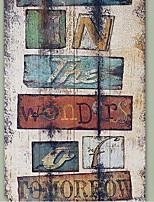 Декор стены Дерево Античный Винтаж Предметы искусства,1