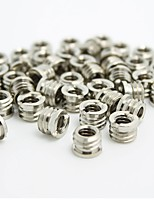 Gopro 1/4 de pulgada de intercambio 3/8 de pulgada de tornillo convertidor adaptador