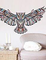 Animales Caricatura De moda Pegatinas de pared Calcomanías de Aviones para Pared Calcomanías Decorativas de Pared MaterialDecoración