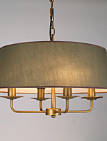 Chandelier ,  Rustic/Lodge Painting Feature for Designers Metal Study Room/Office Indoor Shops/Cafes 2 Bulbs