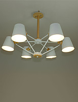 Люстра, винтажная живопись функция для водить металл гостиная спальня столовая кухня кабинет / кабинет