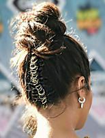 Hair braids accessories cornrow hairstyles braidig hair Braiding ring Wig Accessories Metal Wigs Hair Tools