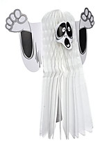 Halloween Halloween Bar Decorative Props Stereo Size Ghost Foldable