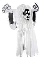 Хэллоуин Хэллоуин бар декоративный реквизит стерео размер призрак складной