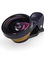 Lente do telefone celular cocase lente de grande angular do telefone móvel 0.4x lente externa universal
